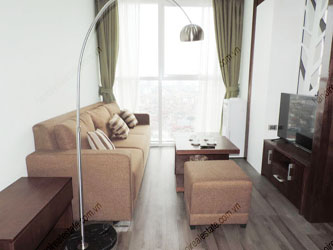 900$, 1 bedroom, modern apartment for rent in Cau Giay street, Cau Giay district, Hanoi