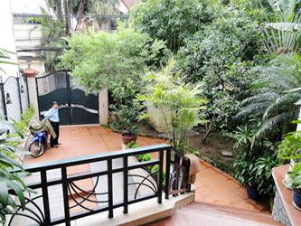 Beautiful house with very large lounge and Yard in Tay Ho Hanoi