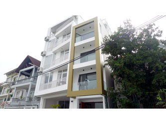 Brand new house with Lake View for rent in Tay Ho, 6 bedrooms