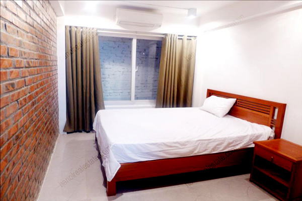 Cheap Price, One Bedroom Serviced Apartment For Rent In To