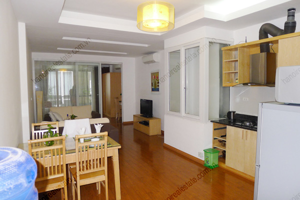 Modern one bedroom apartment for rent in Kim Ma near