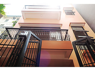 New 4 bedroom house rental in Xom Chua, Tay Ho Ha Noi