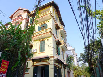 Nice Furnished house for rent in Dang Thai Mai Tay Ho, Hanoi