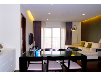 Perfect 3 Bedroom Furnished Apartment for rent in Lancaster Hanoi