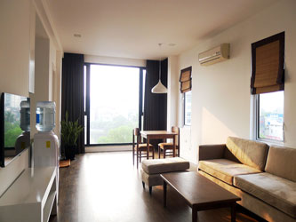 Rental Brand new one bedroom apartment in Nguyen Chi Thanh Hanoi