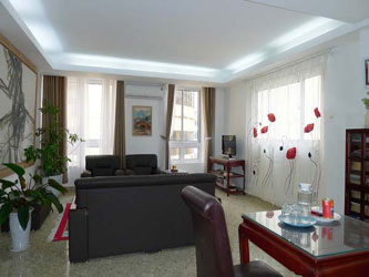 Spacious modern 2 bed apartment for rent in Lang Ha Hanoi