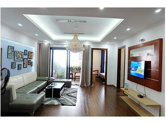 Splendid 02BRs apartment to lease at Star City Le Van Luong, fully furnished
