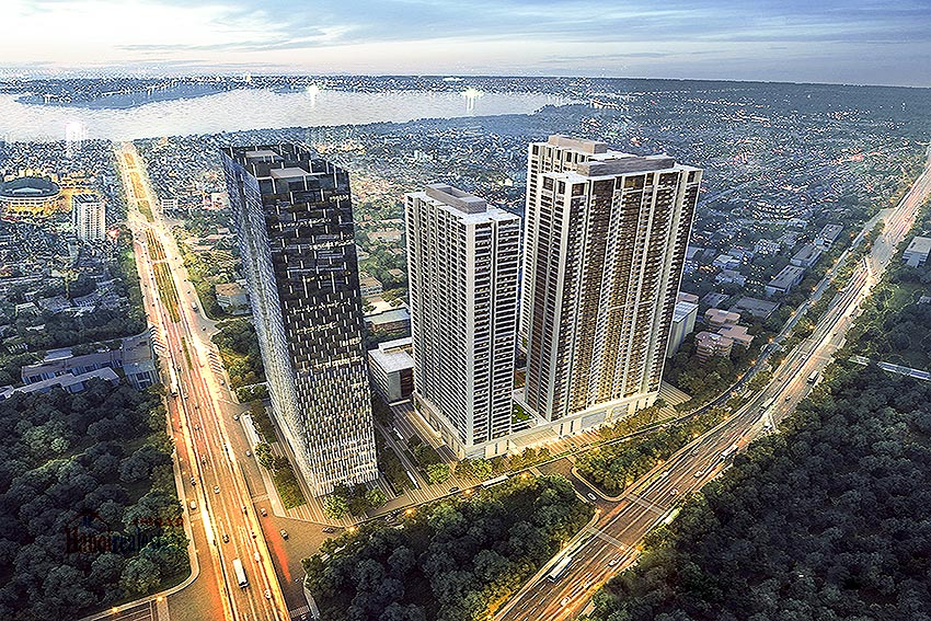 Why Expats Hunting Luxury Apartment in Vinhomes Metropolis?