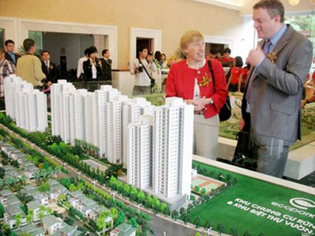 Foreigners able to buy property in Vietnam