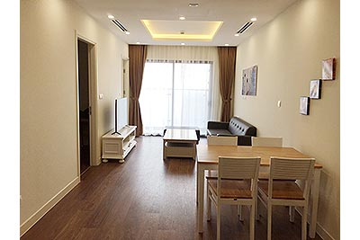 Affordable apartment for rent in Imperia Garden Nguyen Huy Tuong