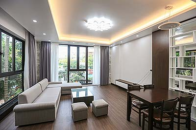 Amazing Brand new 01BR apartment in Tay Ho, garden view, bright and airy