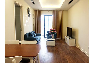 Apartment for rent at Imperia Garden Hanoi: new furnished, Full Amenities