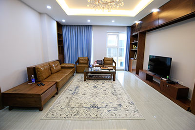 Awesome 03BRs apartment in L3 Ciputra view to Golf course