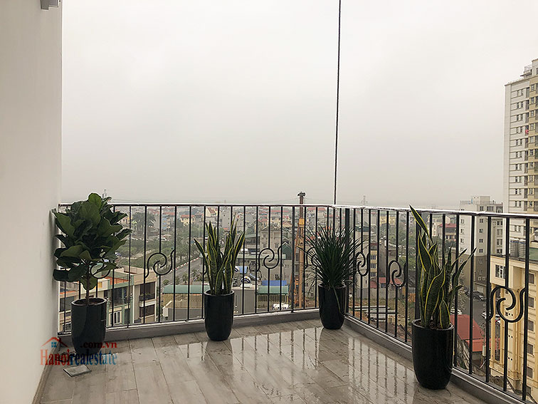 Awesome brand new 02BRs duplex apartment at PentStudio, great view 10