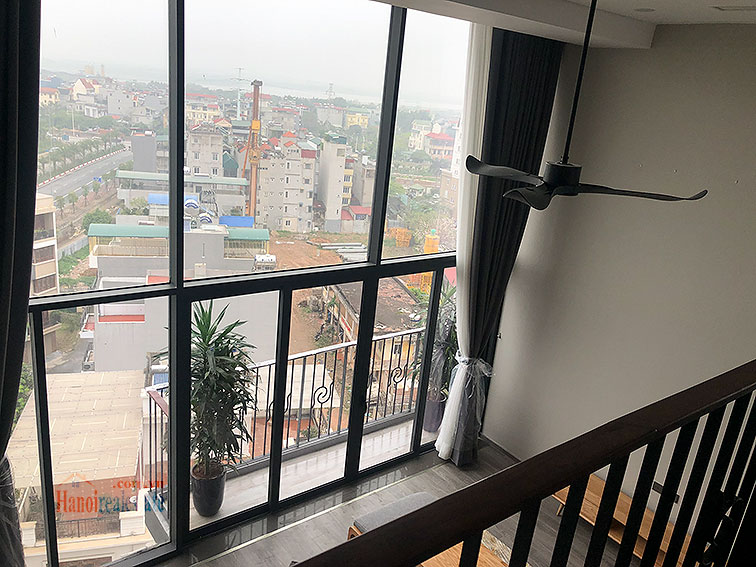 Awesome brand new 02BRs duplex apartment at PentStudio, great view 13