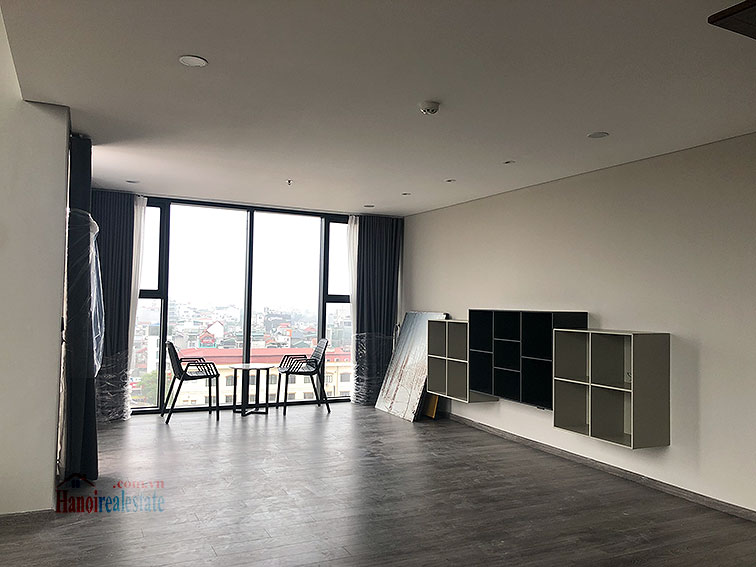 Awesome brand new 02BRs duplex apartment at PentStudio, great view 7