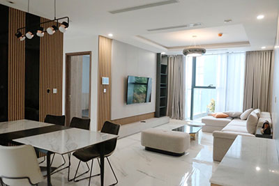 Beautiful high-class 03 bedroom apartment in Sunshine City