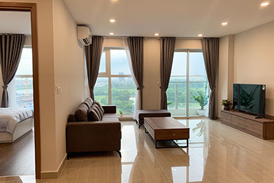 Beautiful view 03BRs apartment on high floor L4 Ciputra, extremely cozy