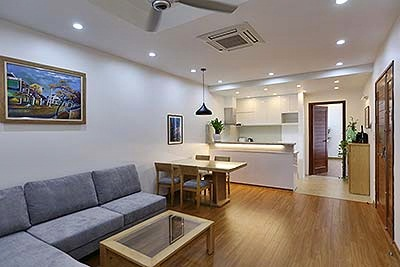Brand new and affordable 02BRs apartment at Dang Thai Mai, balcony