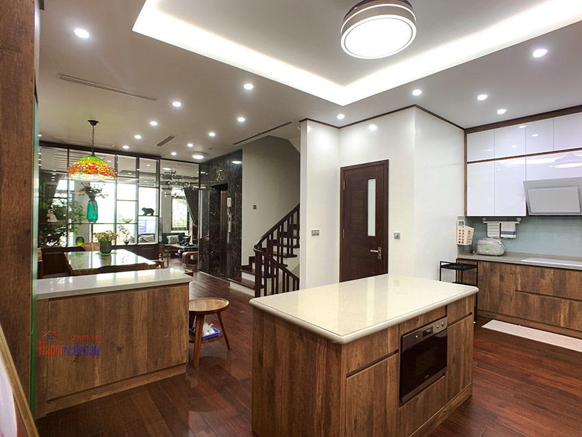 Brand new Classy and trendy 06BRs city house in Vuon Dao Tay Ho District 12