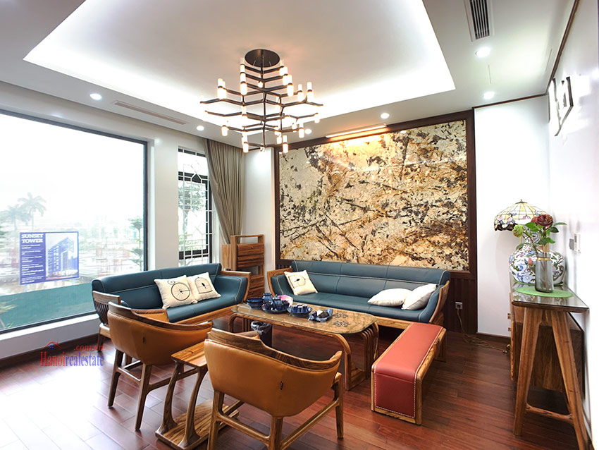 Brand new Classy and trendy 06BRs city house in Vuon Dao Tay Ho District 13