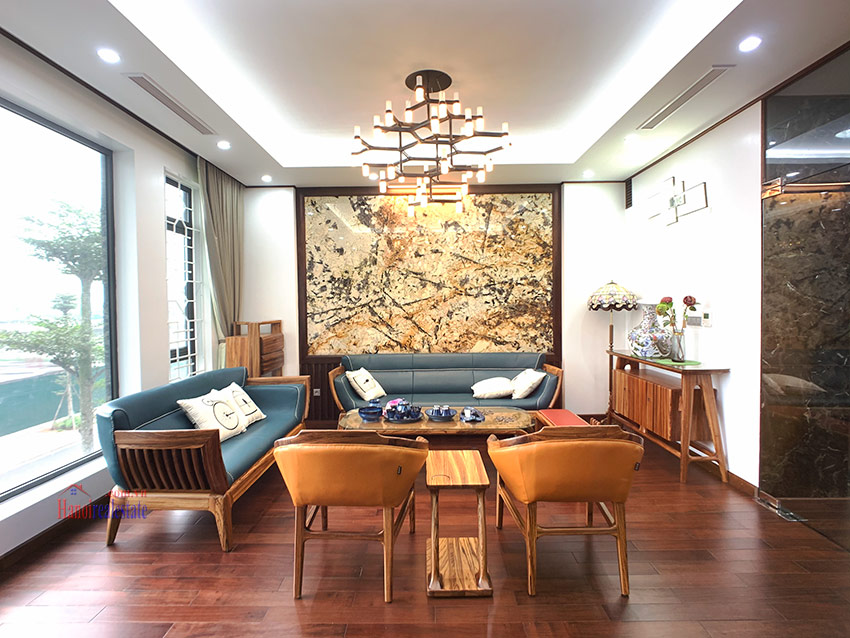 Brand new Classy and trendy 06BRs city house in Vuon Dao Tay Ho District 14