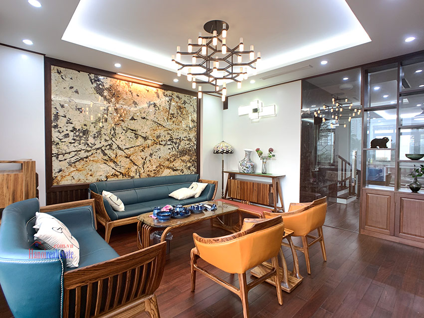 Brand new Classy and trendy 06BRs city house in Vuon Dao Tay Ho District 15