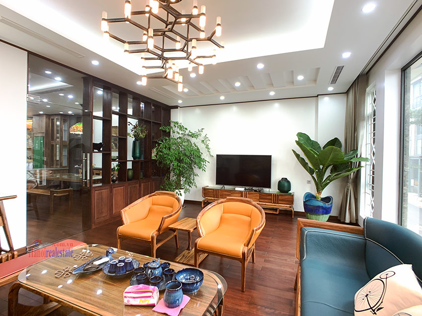 Brand new Classy and trendy 06BRs city house in Vuon Dao Tay Ho District 16
