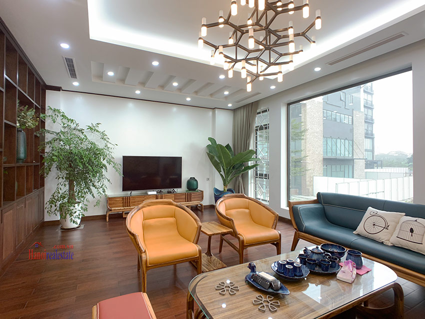 Brand new Classy and trendy 06BRs city house in Vuon Dao Tay Ho District 17