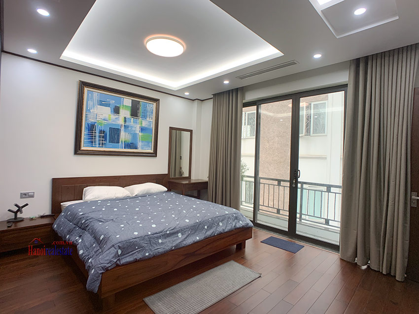 Brand new Classy and trendy 06BRs city house in Vuon Dao Tay Ho District 22