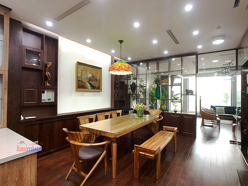 Brand new Classy and trendy 06BRs city house in Vuon Dao Tay Ho District 3