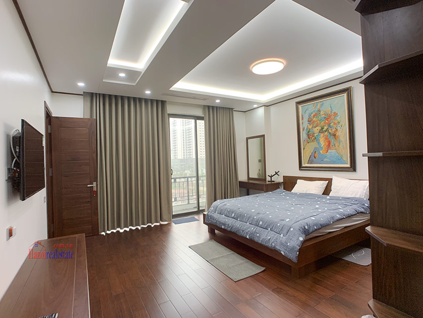 Brand new Classy and trendy 06BRs city house in Vuon Dao Tay Ho District 36