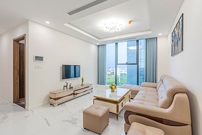 Brandnew Red River view 03 bedroom apartment in S2 Tower Sunshine City