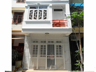 Bright, airy, 5 floor house for rent in Trung Yen street, Cau Giay district, Hanoi