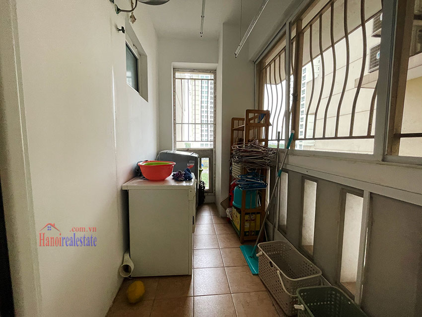 Bright and cozy, wooden floor 04BRs apartment with open view at E1 Ciputra 7