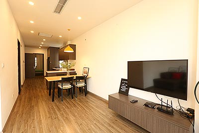 Charming apartment 2BRS for rent with fully funished in Tay Ho