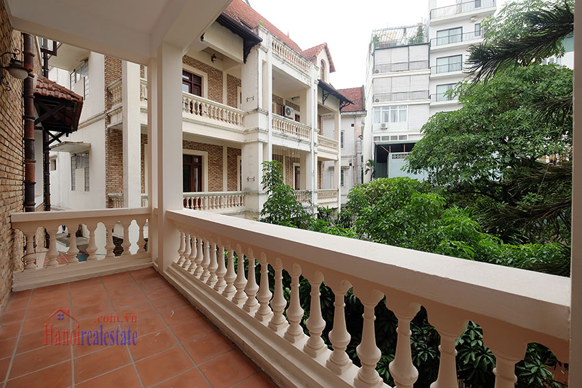 Charming Villa with large garden & outdoor pool on To Ngoc Ngoc Van to rent 17