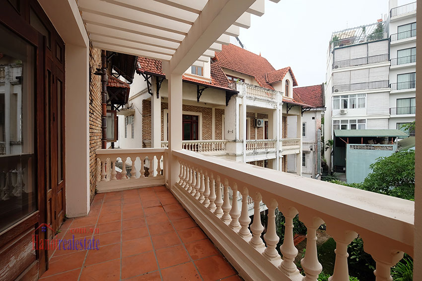 Charming Villa with large garden & outdoor pool on To Ngoc Ngoc Van to rent 22
