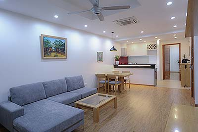 Cheap price apartment with cozy design in Dang Thai Mai, 02 bedrooms, brandnew