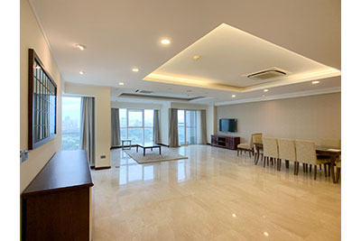 Ciputra: Affordable Golf course view 04BRs apartment on high floor of L2