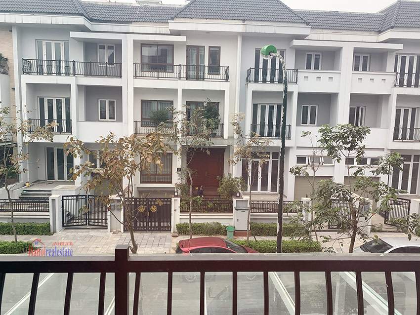 Ciputra: Brand new 04BRs house in K block Ciputra with elevator 21