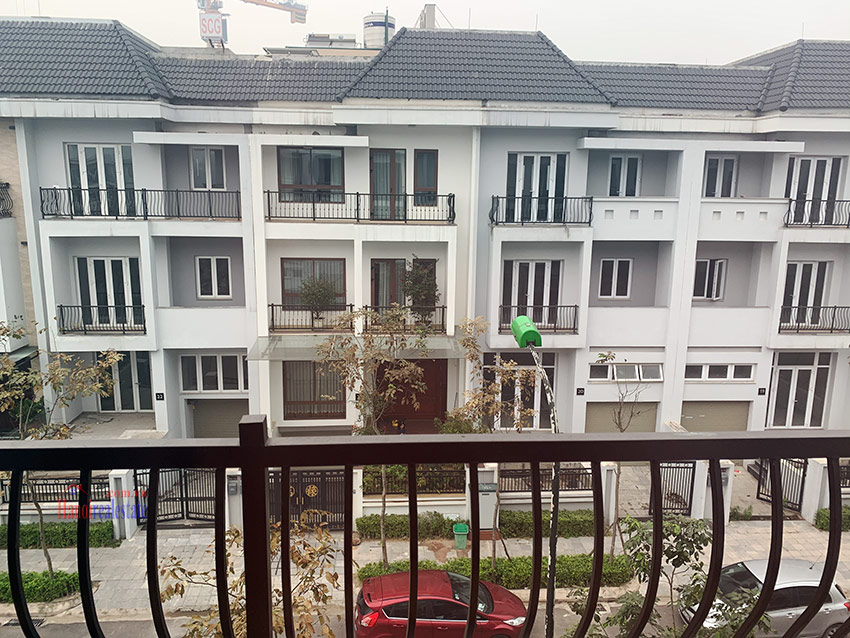 Ciputra: Brand new 04BRs house in K block Ciputra with elevator 37