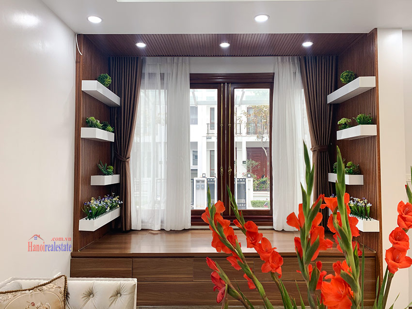 Ciputra: Brand new 04BRs house in K block Ciputra with elevator 4
