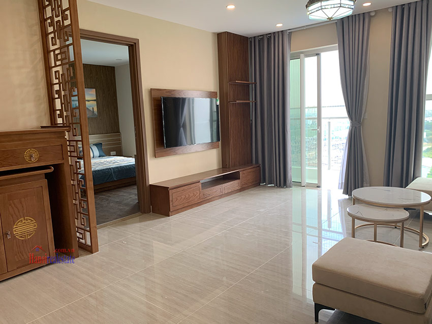 Ciputra: Golf course view 03BRs apartment in the brand new L4 7