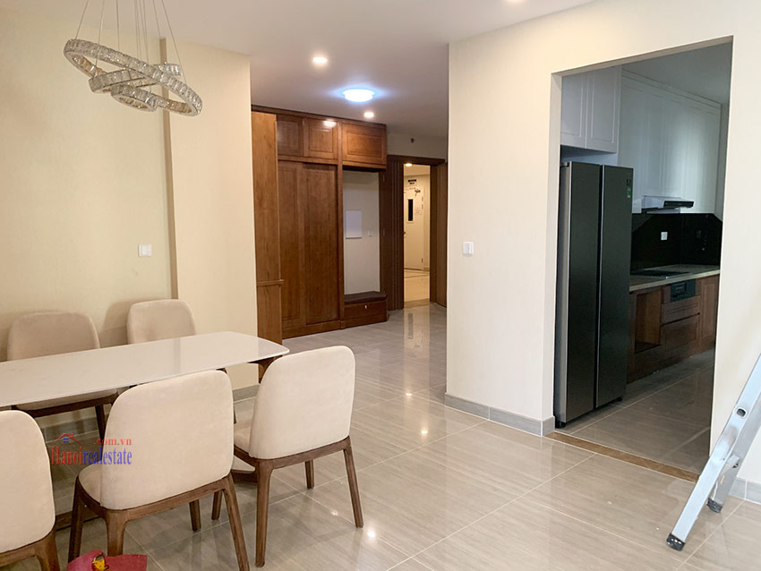 Ciputra: Golf course view 03BRs apartment in the brand new L4 9
