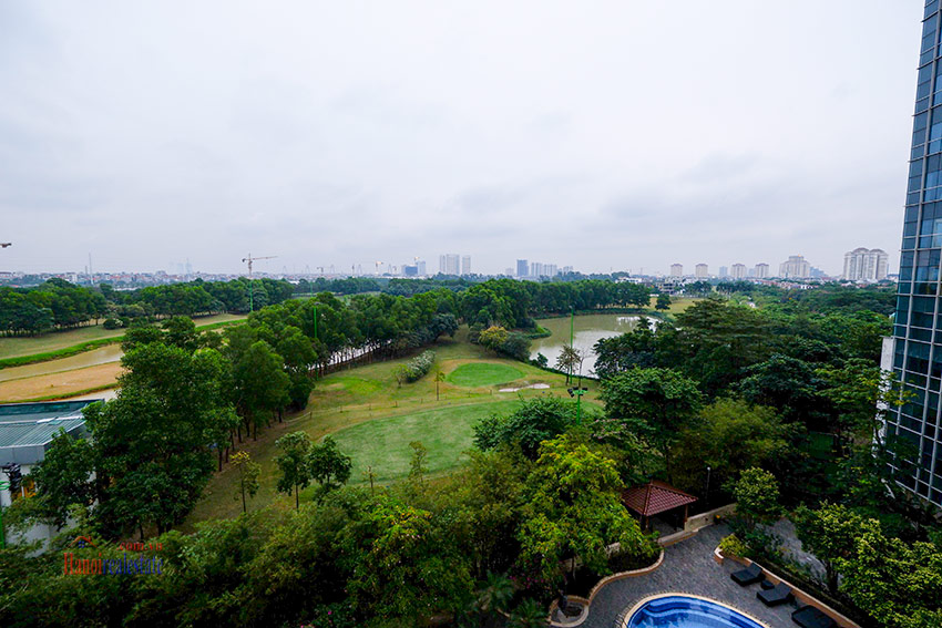 Ciputra: Spacious elegant style 04BRs apartment in L2 with Golf course view 19