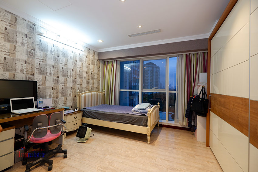 Ciputra: Spacious elegant style 04BRs apartment in L2 with Golf course view 20