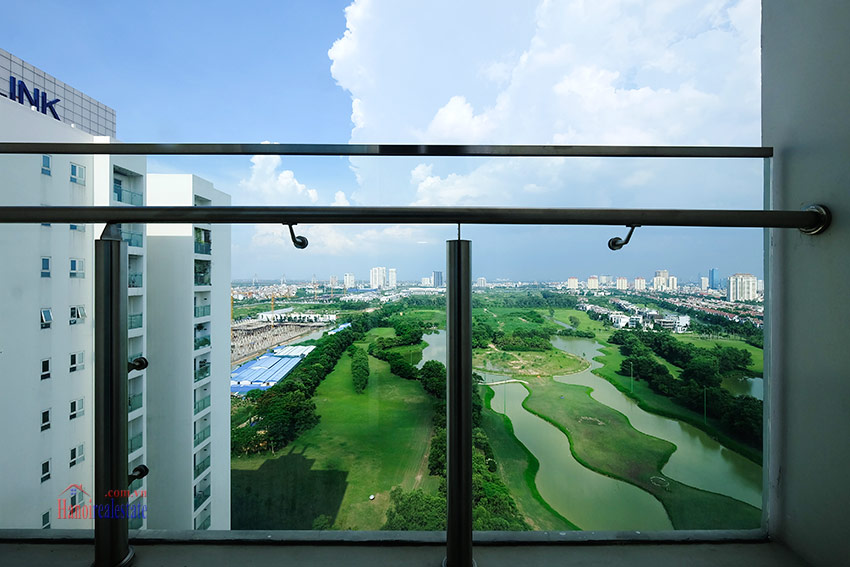 Ciputra: Stunning Golf course view 03BRs apartment on high floor of L3 Tower 27
