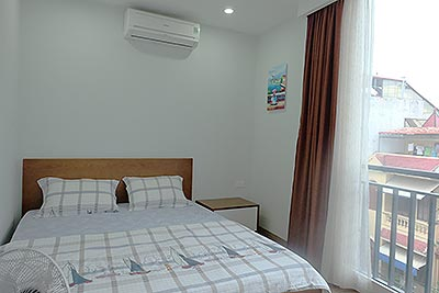 Cozy 01 bedroom apartment in Ba Dinh, walking distance to Lotte Center