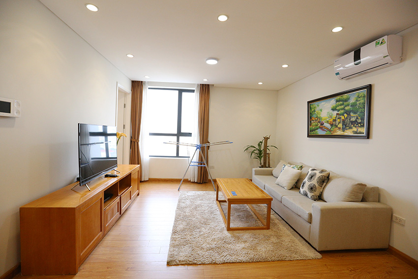 Cozy 02 bedroom apartment in B building, Hong Kong Tower